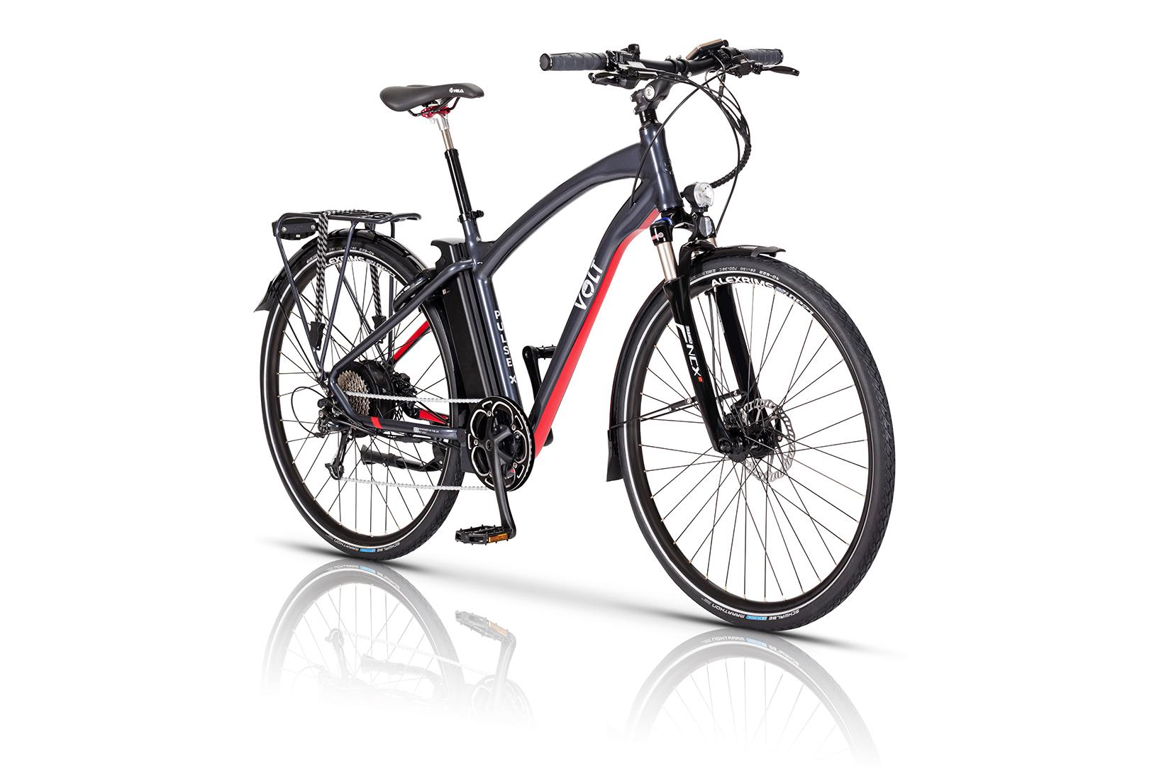 volt pulse x hybrid electric bike. Black Bedroom Furniture Sets. Home Design Ideas