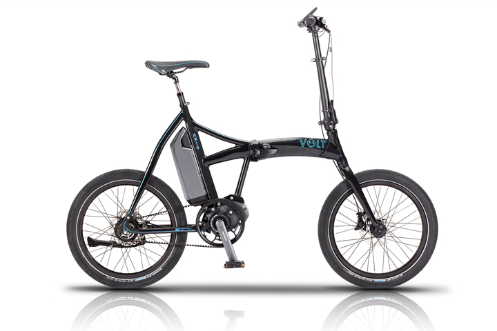 VOLT™ Axis Folding Hybric Electric Bike