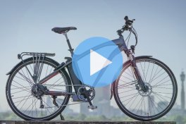 Introducing the latest VOLT™ Pulse Hybrid Electric Bike