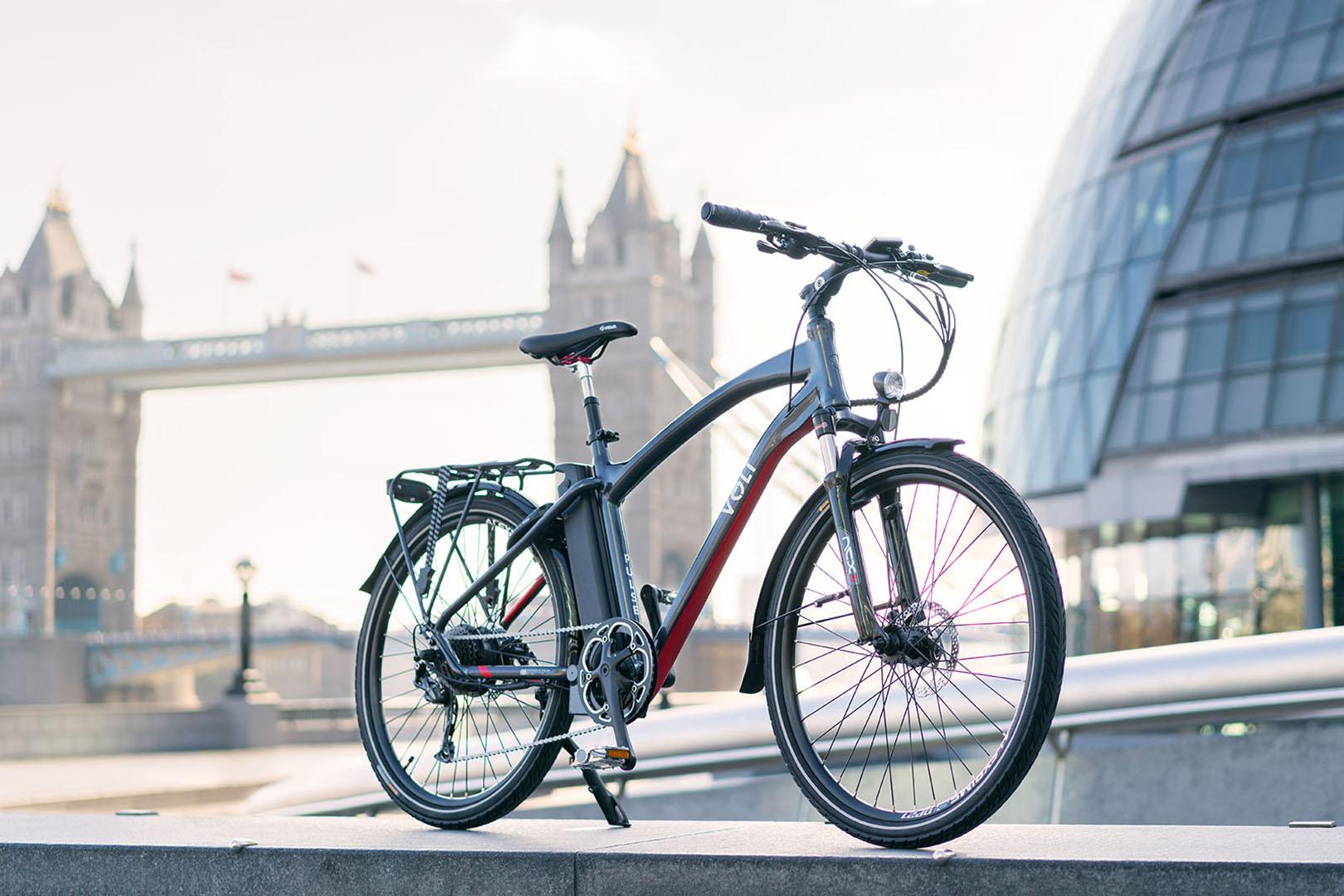 Volt Pulse Hybrid Electric Bike