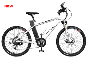 VOLT™ Alpine X series electric mountain bike