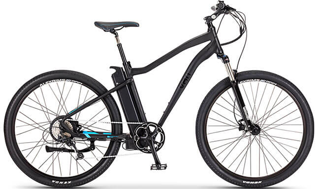 VOLT™ Alpine X series electric mountain bike (black)