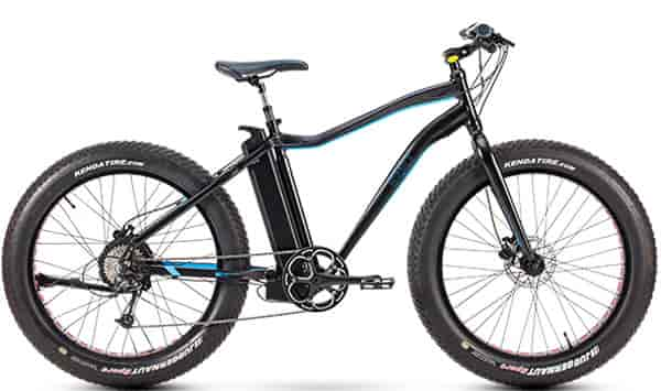 Volt Bigfoot Fat Tyre series e-bike
