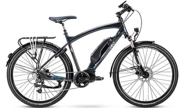 VOLT™ Connect Step series hybrid e-bike