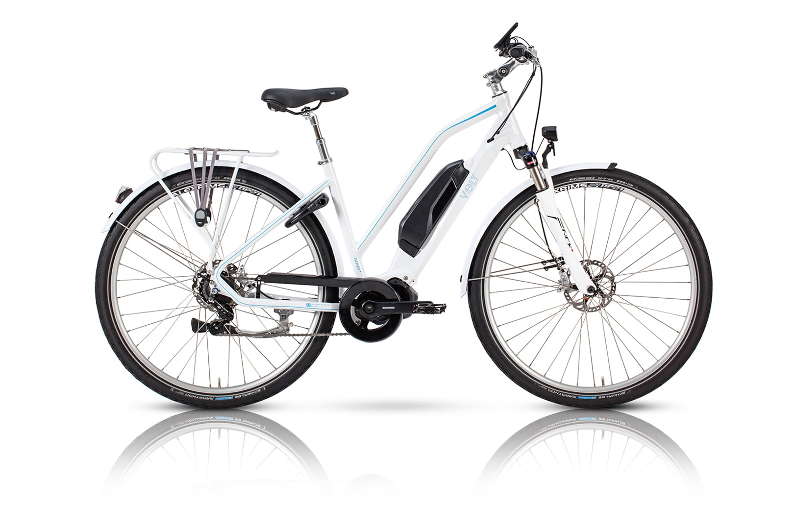 Infinity LS Shimano STEPS e-bike from Volt