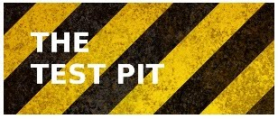 The Test Pit logo