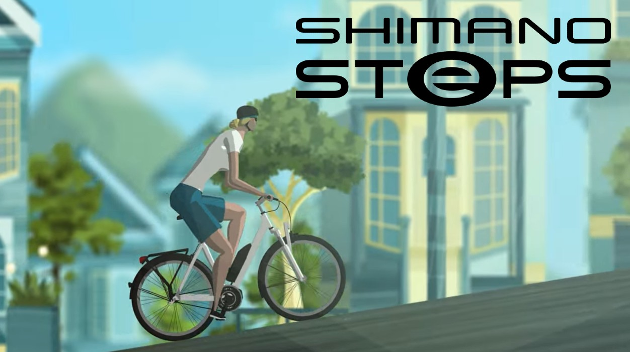 Shimano Steps automatic gear shifting