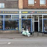 Logo for B & D Cycles, Gorleston-on-Sea, Great Yarmouth