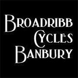 Logo for Broadribb Cycles, Banbury