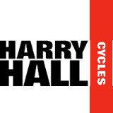 Logo for Harry Hall Cycles, Manchester