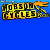 Logo for Hobson Cycles, Liverpool