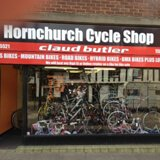 Logo for Hornchurch Cycles, Hornchurch