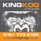 Logo for King Kog Cycles, Prestwich, Manchester
