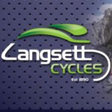 Logo for Langsett Cycles, Sheffield