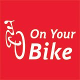 Logo for On Your Bike, East Grinstead