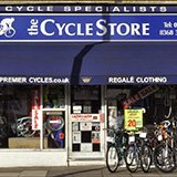 Logo for The Cycle Store, Barnet