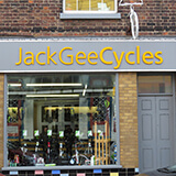 Jack Gee Cycles, Northwich