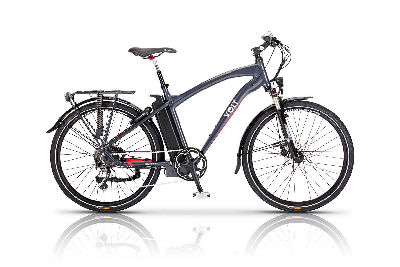 Pulse Hybrid e-bike from Volt