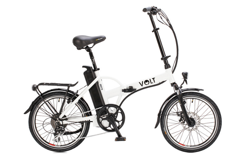 VOLT™ Metro 2017 Electric Folding Bike